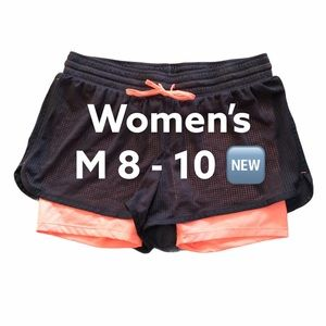 Champion M Shorts Active Black Peach Gym Leggings